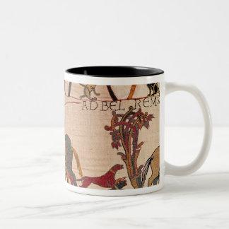 Count Guy of Ponthieu takes Harold, his Two-Tone Coffee Mug