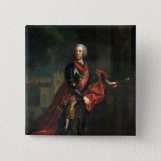 Count Leopold Joseph von Daun 15 Cm Square Badge
