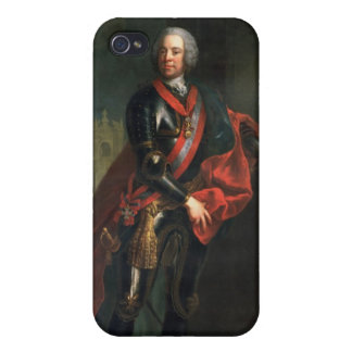 Count Leopold Joseph von Daun iPhone 4 Covers