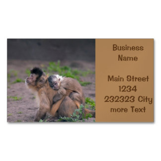count on you magnetic business cards (Pack of 25)