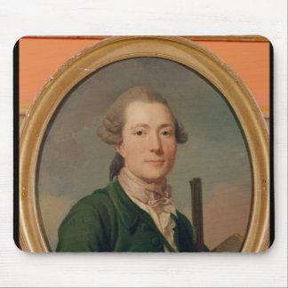 Count Pierre-Francois de Cluzel  in Hunting Mouse Mat
