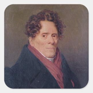 Count Pierre-Louis Roederer  18th-19th century Sticker