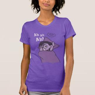 Count von Count - Ah Ah Ah! T-Shirt