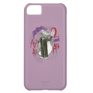 Count von Count B&W Sketch Drawing iPhone 5C Case