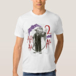 Count von Count B&W Sketch Drawing T Shirt