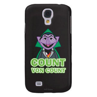 Count von Count Classic Style 2 Galaxy S4 Case
