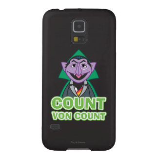 Count von Count Classic Style 2 Galaxy S5 Cover