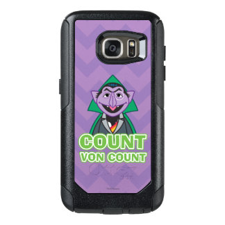 Count von Count Classic Style 2 OtterBox Samsung Galaxy S7 Case