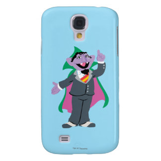 Count von Count Classic Style Galaxy S4 Case
