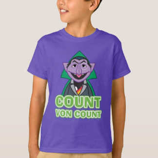 Count von Count Classic Style T-Shirt