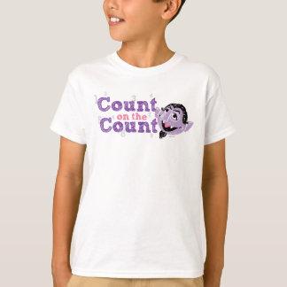 Count von Count Image T-Shirt