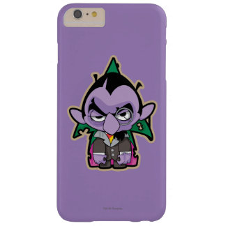 Count von Count Zombie Barely There iPhone 6 Plus Case