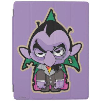 Count von Count Zombie iPad Cover