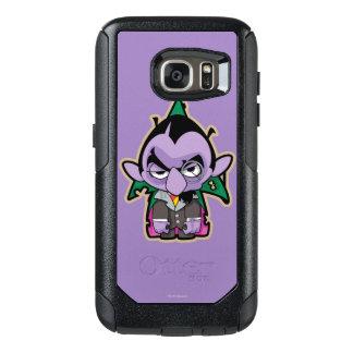 Count von Count Zombie OtterBox Samsung Galaxy S7 Case