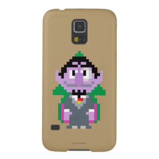 Count von Pixel Art Case For Galaxy S5