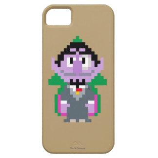 Count von Pixel Art iPhone 5 Cover