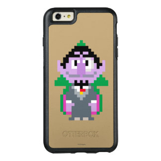 Count von Pixel Art OtterBox iPhone 6/6s Plus Case