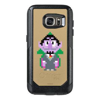 Count von Pixel Art OtterBox Samsung Galaxy S7 Case
