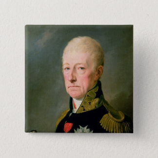 Count Wenzei Anton von Kaunitz 15 Cm Square Badge