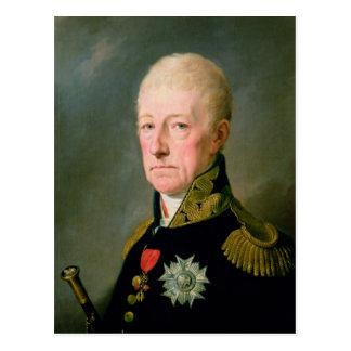 Count Wenzei Anton von Kaunitz Postcard
