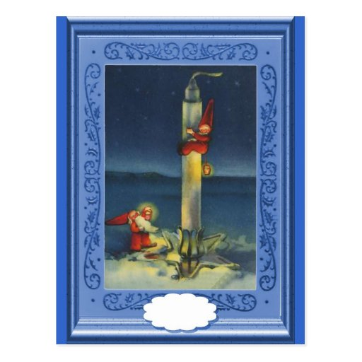 Countdown to Christmas Post Card