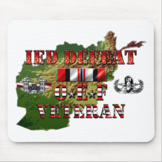 Counter IED OEF C-IED Mouse Mat