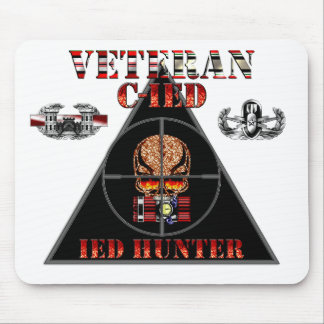 Counter IED OEF OIF C-IED Mouse Pad