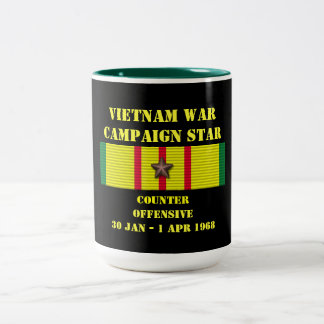 Counter - Offensive Campaign Two-Tone Coffee Mug