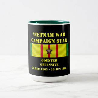 Counter Offensive Campaign Two-Tone Mug