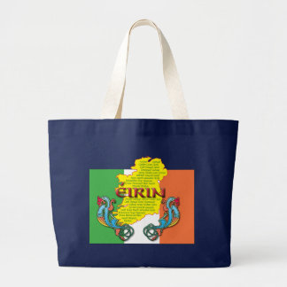 Counties of Eirin Tote Canvas Bags