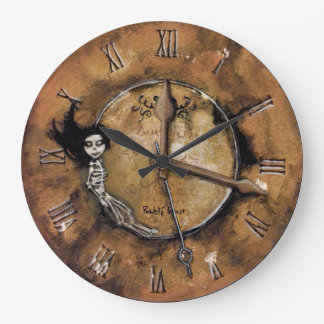 Horror Wall Clocks Zazzle Co Uk