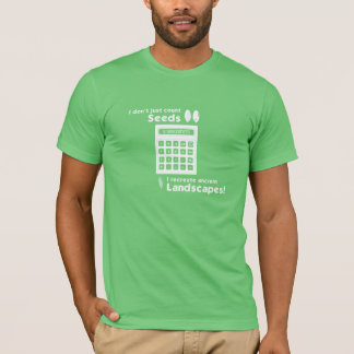 Counting Seeds T-Shirt