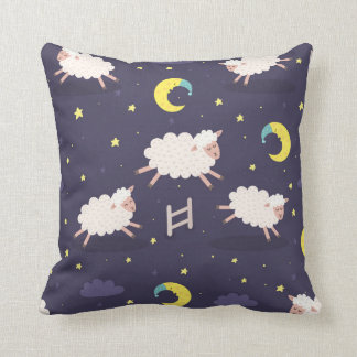 Counting Sheep Pillow