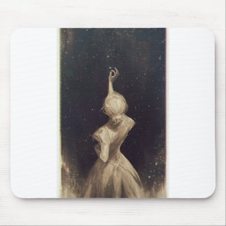 Counting stars mouse mat