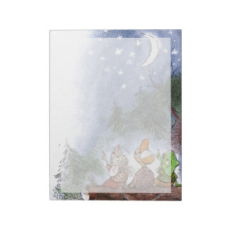 Counting the Stars Notepad