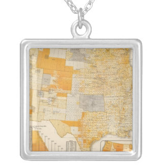 countries assessed valuation silver plated necklace