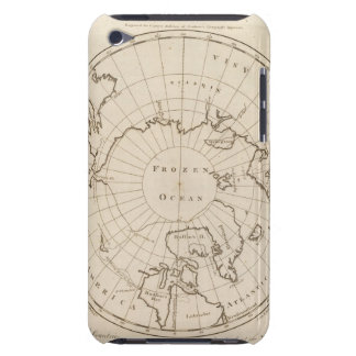 Countries situate about the North Pole Case-Mate iPod Touch Case