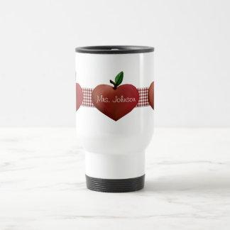 Country Apples Teacher s Travel Mug