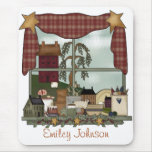 Country Art Mouse Pad