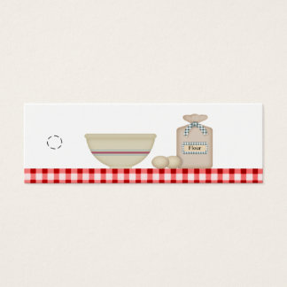 Country Baking Hang Tag