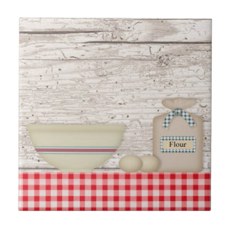 Country Baking Tile