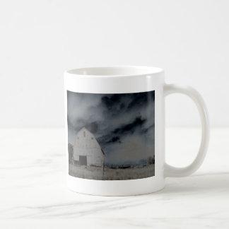 Country Barn Coffee Mugs