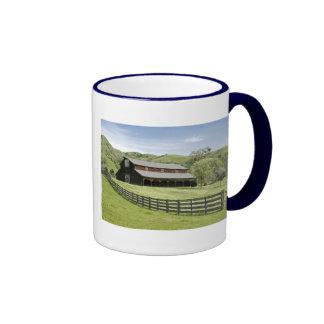 Country Barn Mug