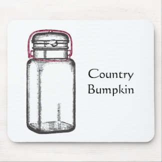 Country Bumpkin Mouse Mat
