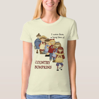 Country Bumpkins tshirt