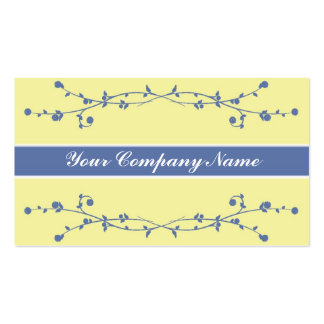 Country Charm Pack Of Standard Business Cards