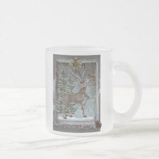 Country Christmas Mugs