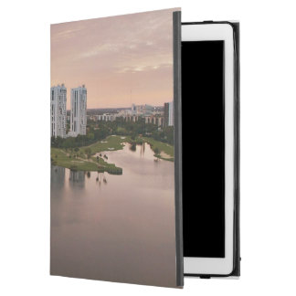 "Country Club at sunset, Aventura, Florida iPad Pro 12.9"" Case"