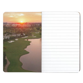 Country Club at sunset, Aventura, Florida Journal