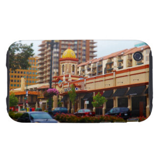 Country Club Plaza 47th Street Kansas City Tough iPhone 3 Cases